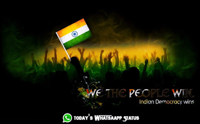 100 Happy Independence Day Status for WhatsApp in Hindi