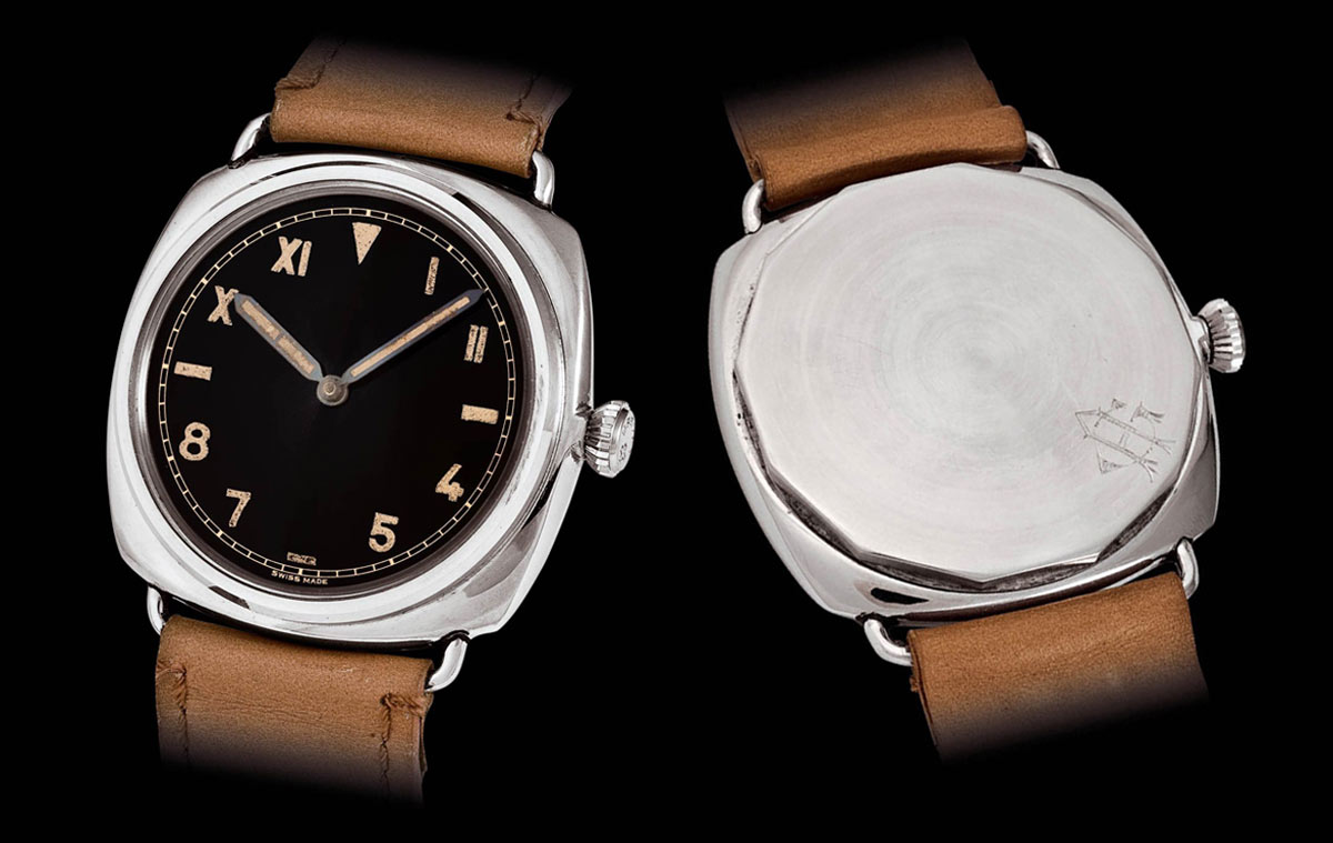 gear watches the patrol panerai introducing op collection luminor slide logo