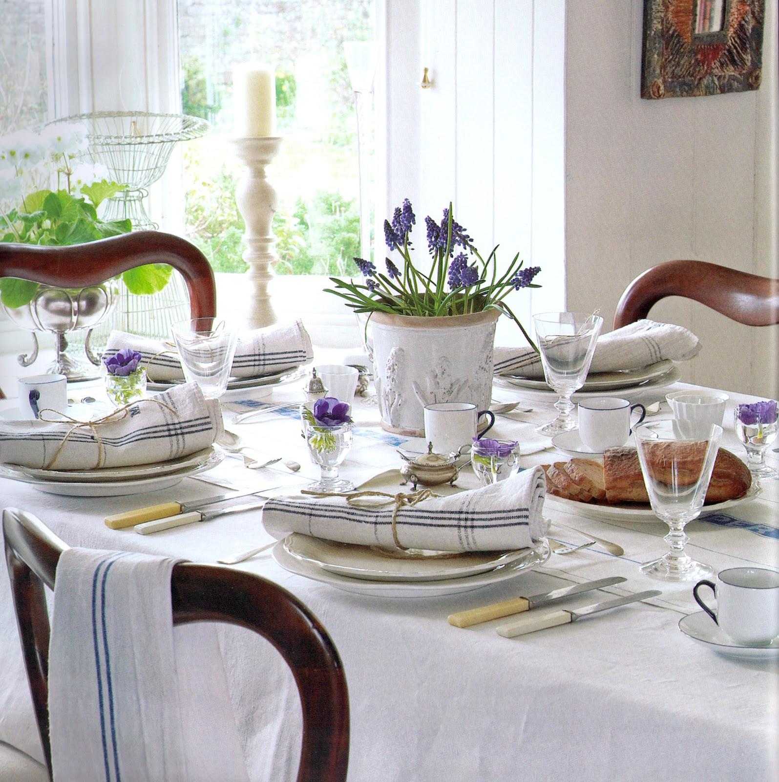 Lilyoake Breakfast Table