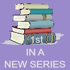1st in a new series book icon