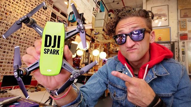 Casey neistat DJI spark