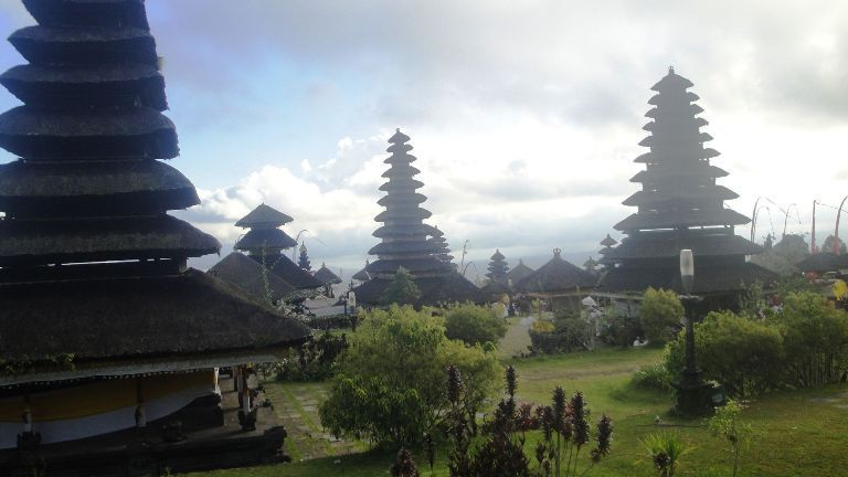 Besakih Hindu Bali Mother Temple - Tourist, Objects, Attractions, Places, Areas, Destinations, Spots, Regions, Besakih, Village, Rendang, Karangasem, East, Bali, Temples, Shrines, Holy, Places, Sacred, Attractions
