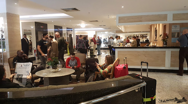 Windsor Florida e os passageiros da Lufthansa