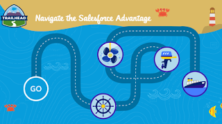 Navigate the Salesforce