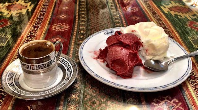 makanan khas turki es krim dondurma