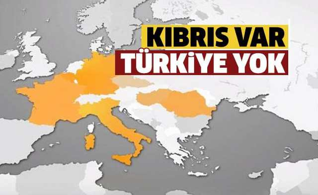 Έσβησαν την Τουρκία από το χάρτη!
