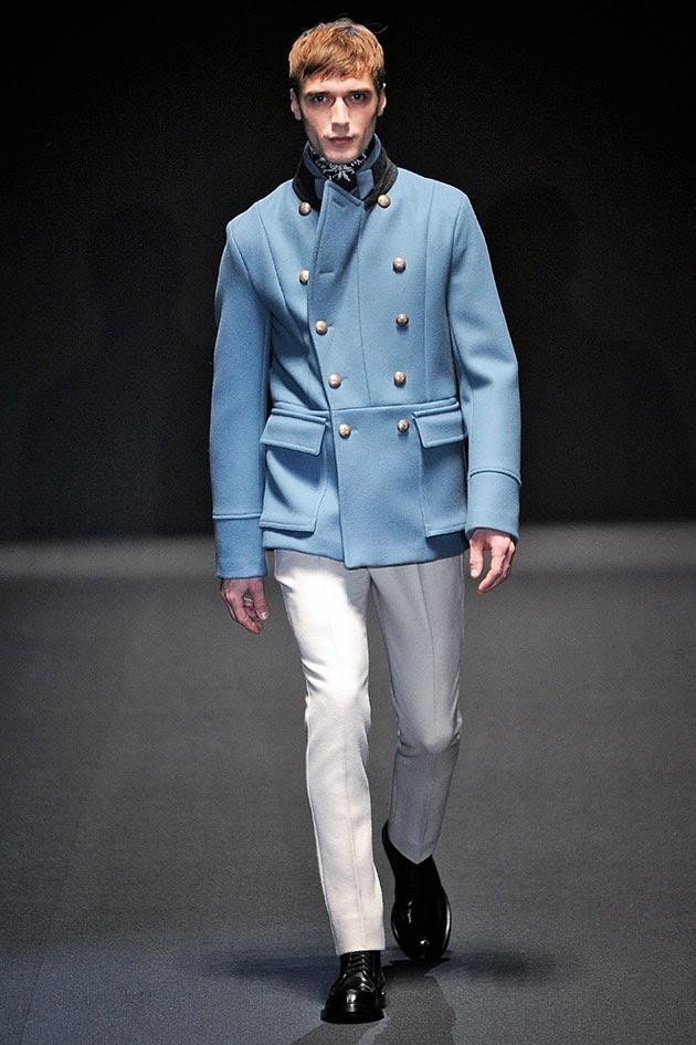 9951bfa2a7 Semana de Moda Masculina de Milão  Gucci outono inverno 2013 14 – O ...