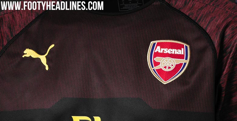 promo code 9cd82 35f86 Unique Arsenal 18-19 Goalkeeper Kit Leaked | Futbolgrid