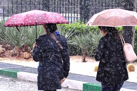 """الجهوية 24 - توقعات """"الأرصاد الجوية"""" لطقس اليوم الخميس"""