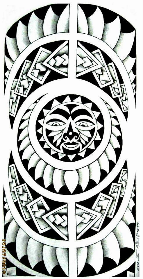 Desenhos De Tattoo Tribal Maori Best Tattoo Ideas