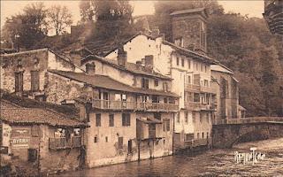 saint jean pied de port 1930