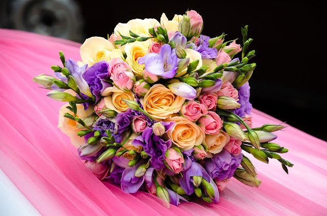Bouquet Sposa - Castello dei Solaro