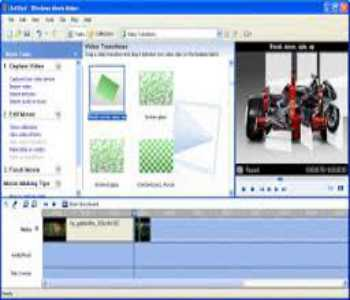 Windows Live Movie Maker 16.4.3528 Screenshot 2