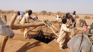 Digging for Sudan's accessible underground water