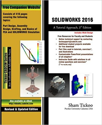 SOLIDWORKS 2016: A Tutorial Approach