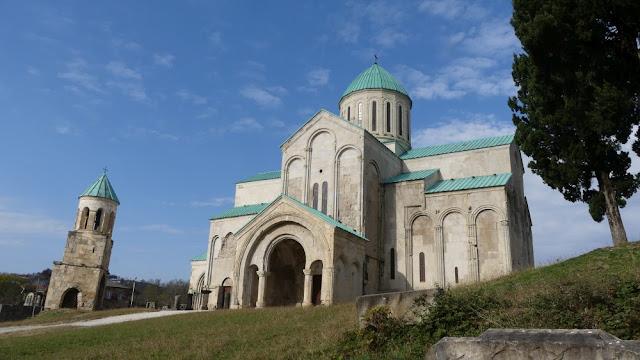 Bagrati-Kathedrale, Kutaissi