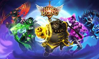 Download Hero Legend Stickman Mod Apk