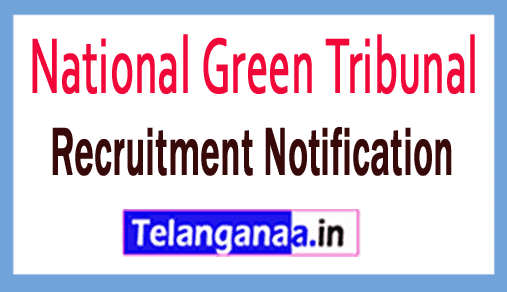 National Green Tribunal NGT Recruitment