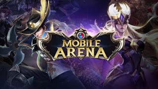 Alasan saya lebih menyukai Mobile Arena daripada Mobile legends