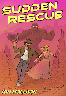 Sudden Rescue - Jon Mollison