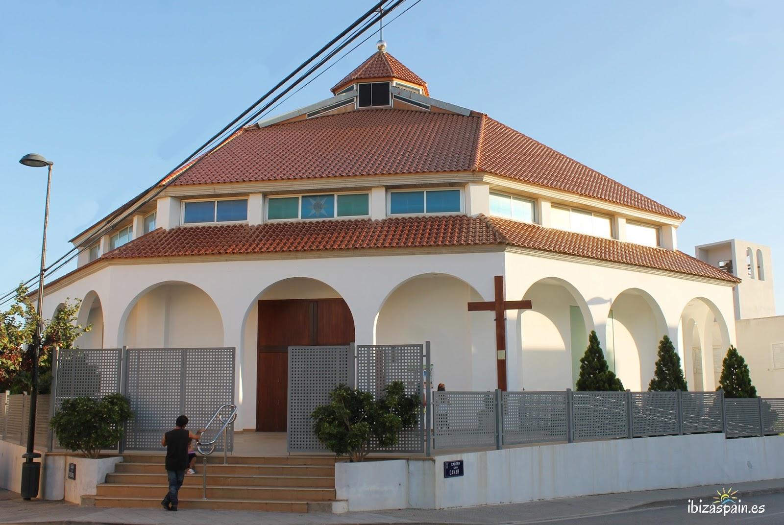 Parroquia de San Pablo, Ibiza