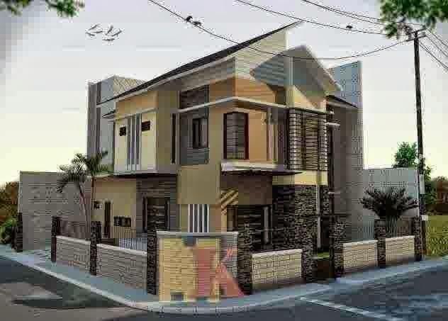 model rumah korea 4