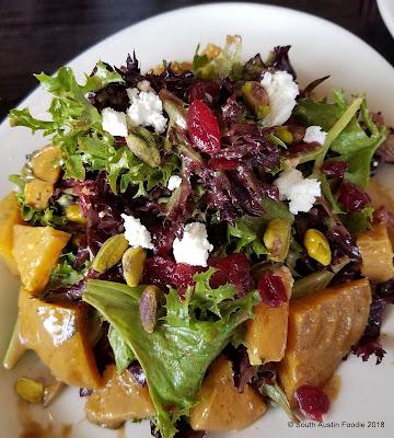 Piatanzi Albuquerque beet salad