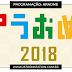 PROGRAMAÇÃO - ARAOME 2018