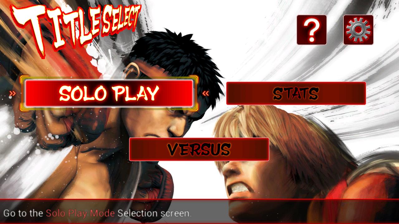 Download] Street Fighter 4 APK HD v1 00 02 Official/MOD+ Data