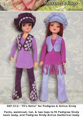 pedigree sindy sewing patterns