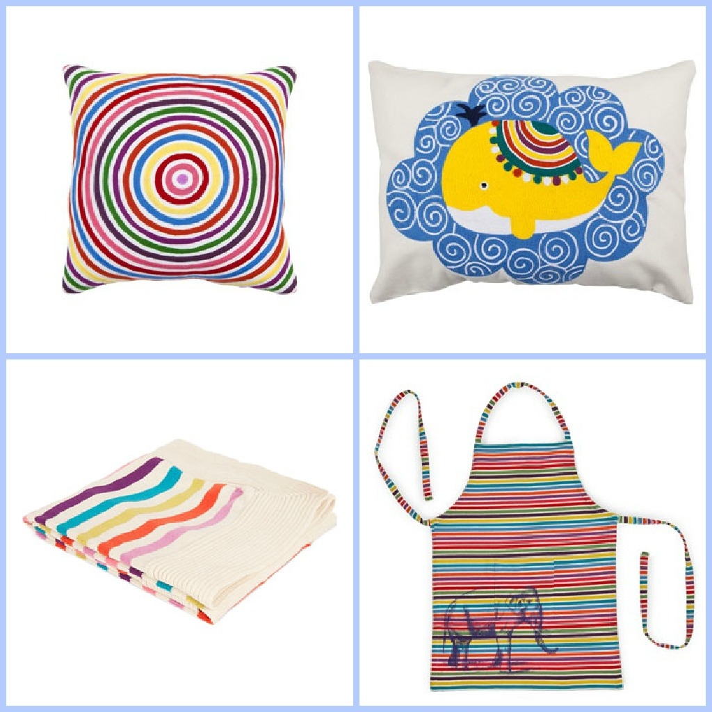 DESIGN THOUGHTS....: Bright and Cheery-Zara Home Kids