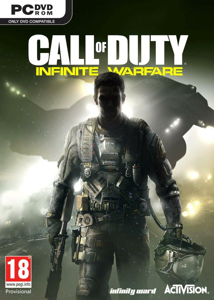 Call Of Duty Infinite Warfare ESPAÑOL Descargar Full