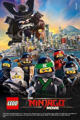 The Lego Ninjago Movie (BRRip 720p Dual Latino / Ingles) (2017)