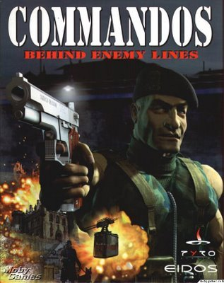 Commandos 1 Behind Enemy Lines Full PC Español