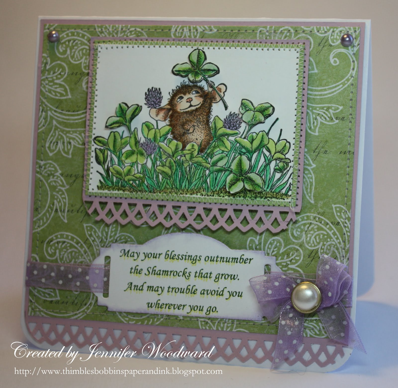 Thimbles, Bobbins, Paper and Ink: Make wishes come true: an