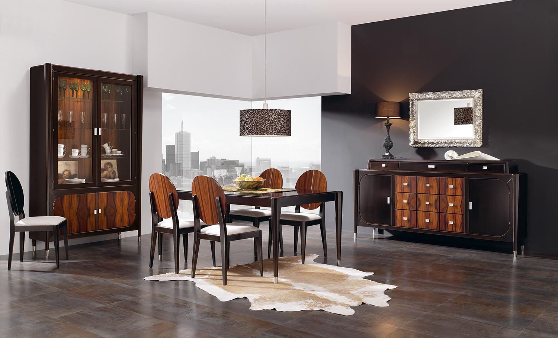 Muebles de comedor nuevas tendencias para decorar el comedor for Muebles de comedor 2016