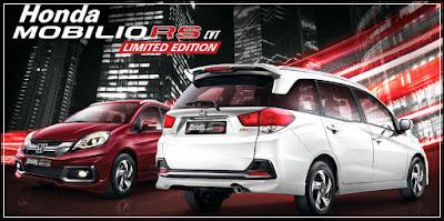 Harga Mobil Honda Mobillio Terbaru 2016