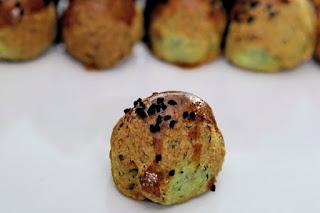 Cookies with Herbs (Otlu Kuru Pasta)