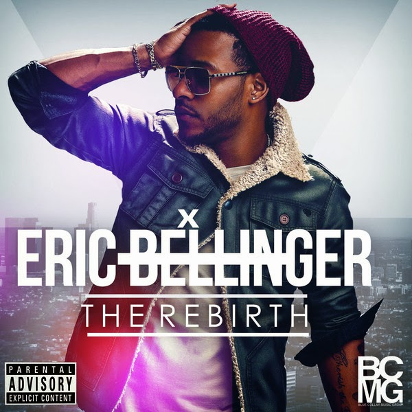 Eric Bellinger - The Rebirth  Cover