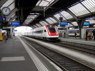 Svizzera 2014 (1/3): Zurigo