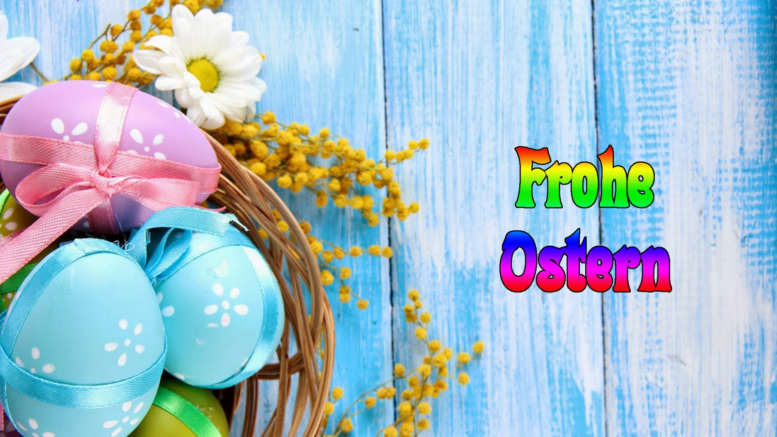 frohe ostern! - HD1600×900
