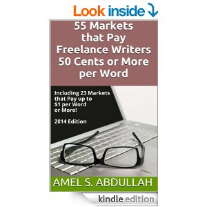 Earn 50 cents per word-freelance article writing