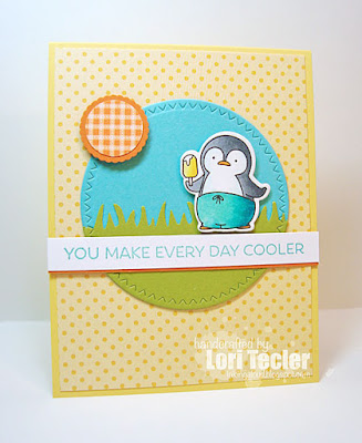 You Make Every Day Cooler card-designed by Lori Tecler/Inking Aloud-stamps from My Favorite Things