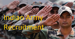 Indian Army Recruitment 2017 for SSC(T)-49 Men and SSC(T)-20 Women at Tamil Nadu Last Date : 22-02-2017