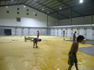 Pengerjaan Pengecoran & Finishing Floor Hardener di Cimuning, Bekasi