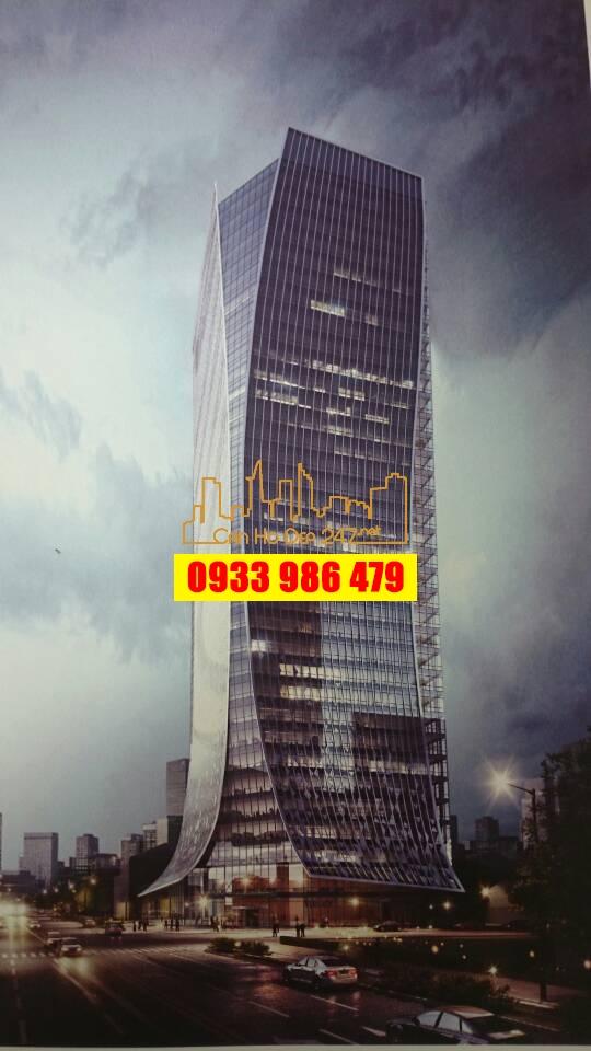Hình ảnh Concept dự án Momentum 289 Trần Hưng Đạo