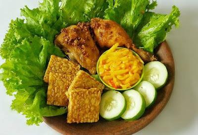 Resep Ayam Goreng Sambal Pencit Khas Jawa Timur
