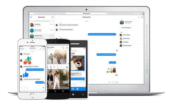 Facebook quer enviar e receber todas as suas mensagens de texto