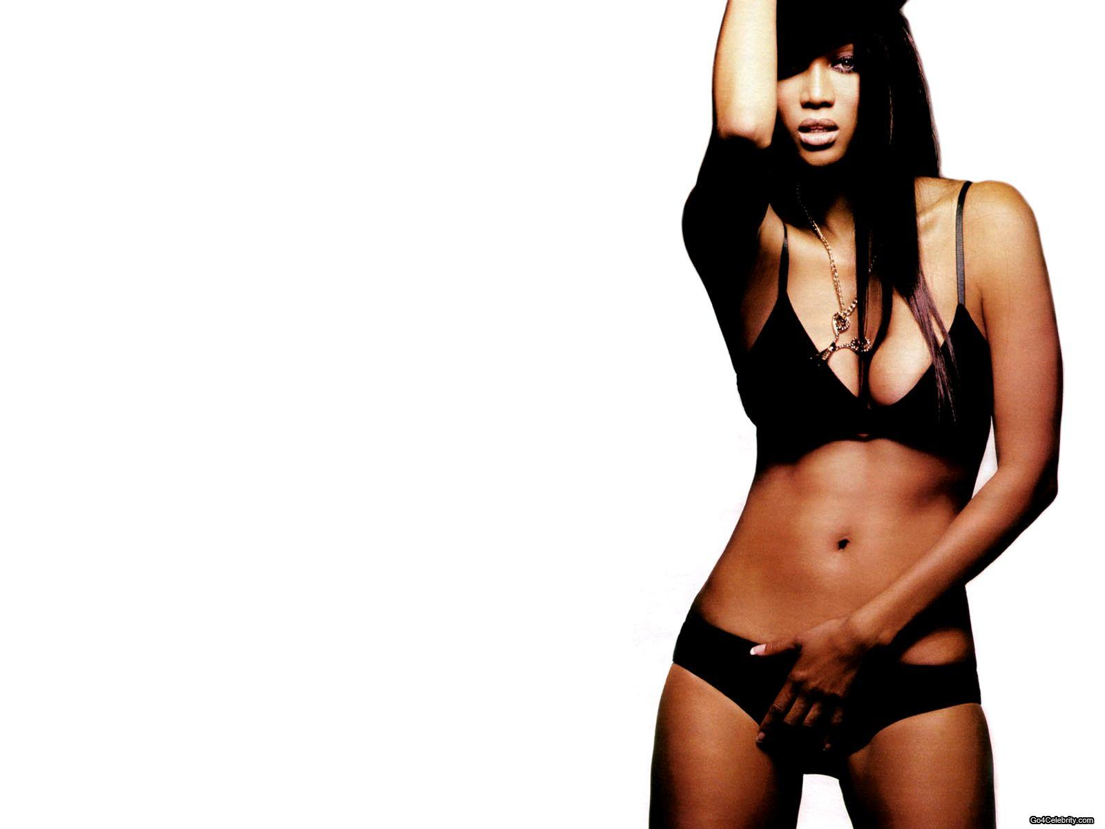 Tyra Banks Hairstyle Trends Tyra Banks Bikini Wallpapers-8059