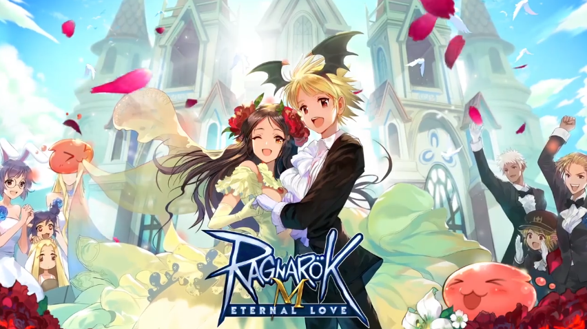 ragnarok mobile eternal love wedding wallpaper